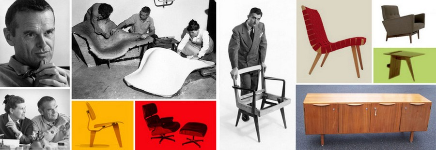 Eames furniture