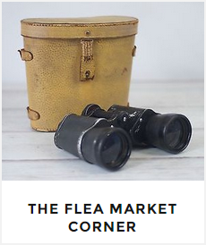 the flea market corner